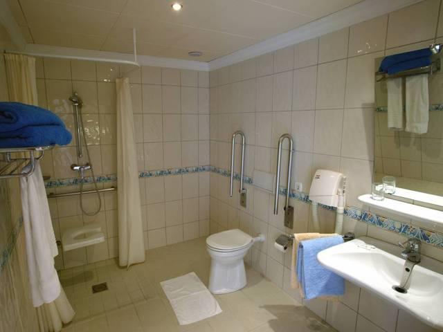 Baño Adaptado Para Discapacitados:baño adaptado para usuarios en silla de ruedas