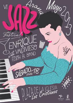 VI Arona Jazz Festival 2013, Jazz in Tenerife